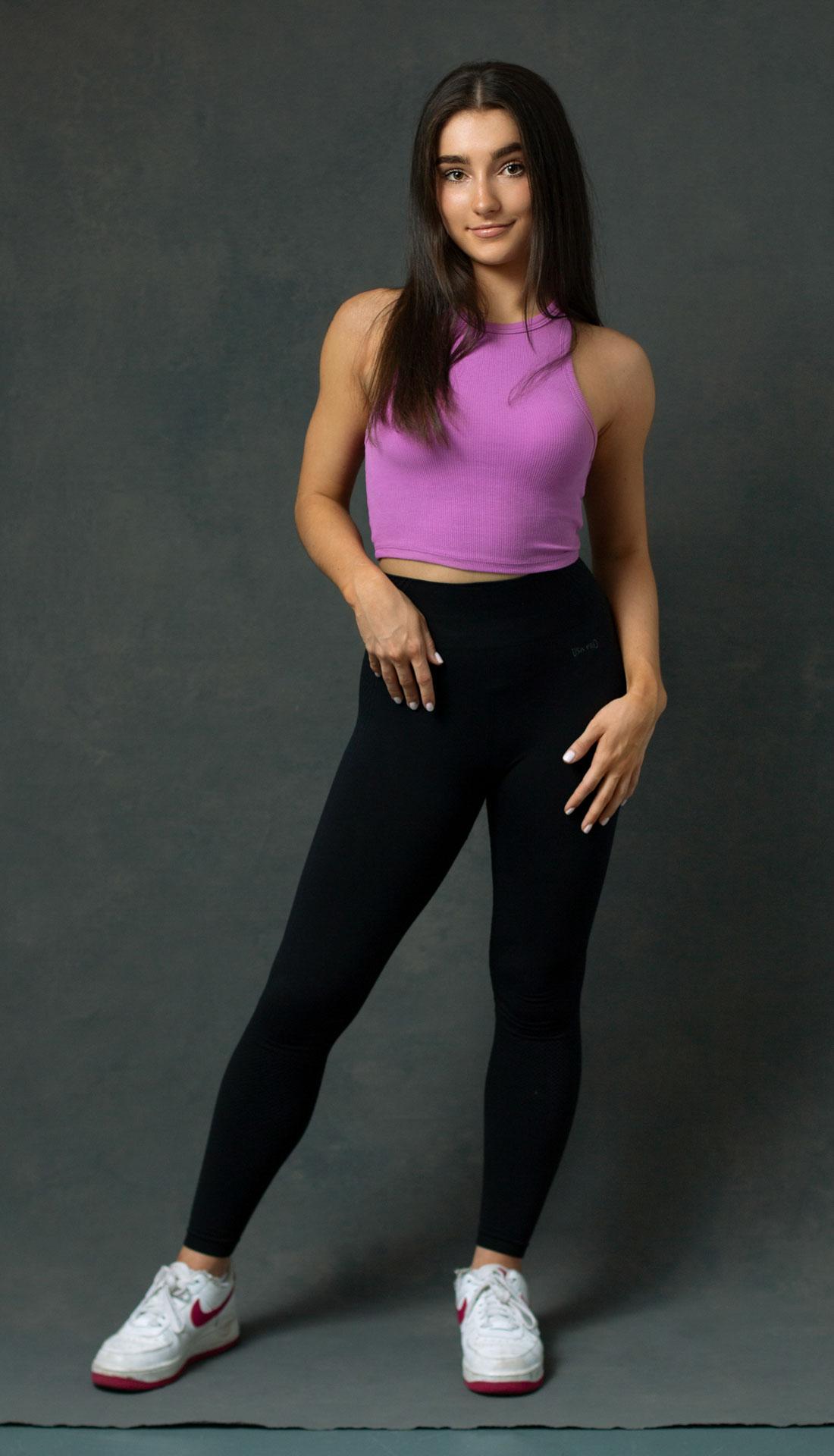 Dance portfolio photoshoot with Birmingham dancer and actor Monica