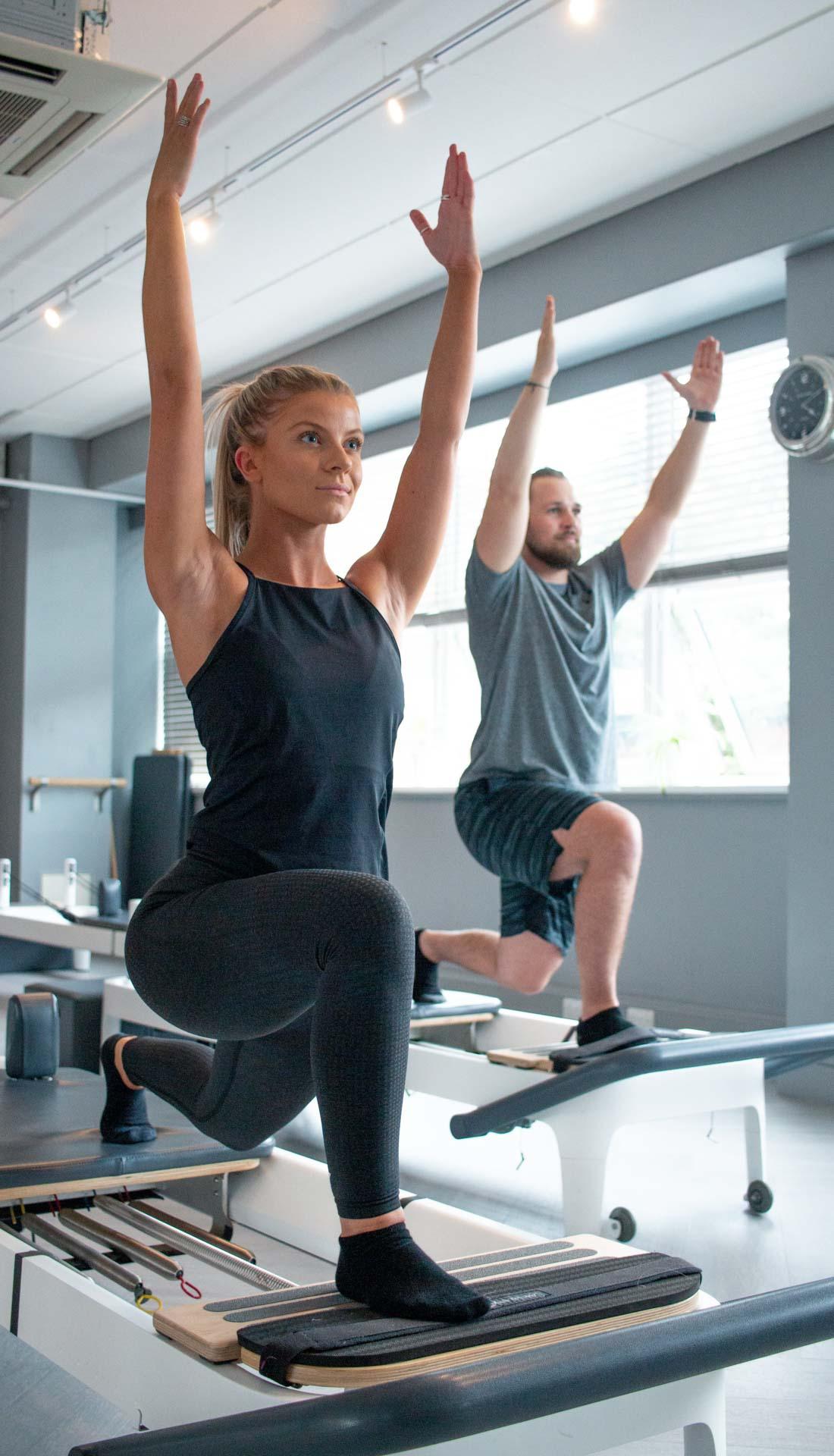 Pilates class at the gym. Fitness photographer uk, professional gym photographer Birmingham, fitness photoshoot birmingham