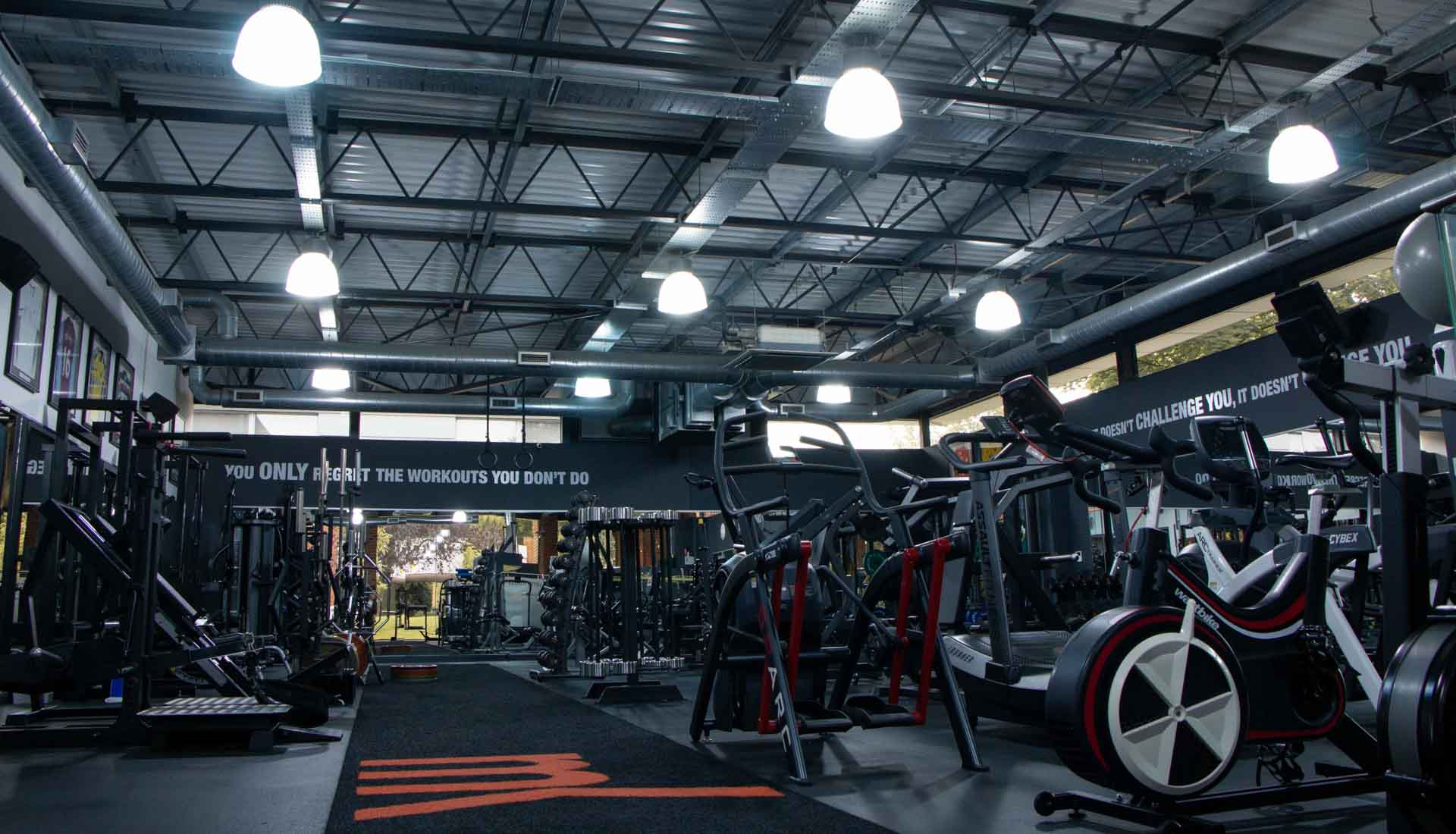 MK Health Hub gym in Solihull Birmingham, professional gym photography, fitness and gym photographer Birmingham and West Midlands