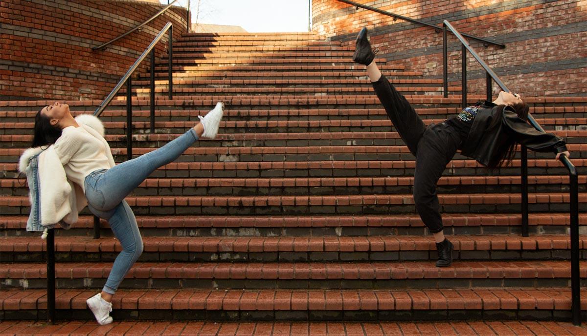 Nutrition for a healthy dancer Blog. Birmingham street dance photoshoot, dance photographer Birmingham
