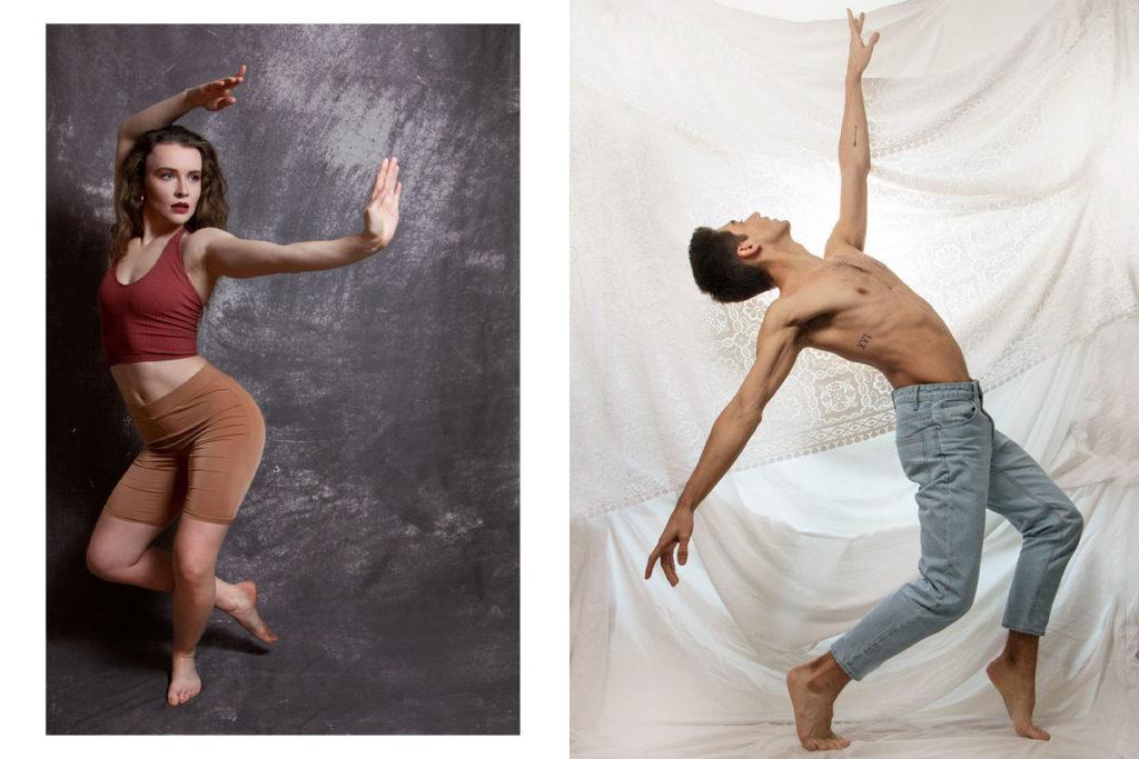 Dance photography Birmingham U.K., Birmingham dancers' portfolio and headshots