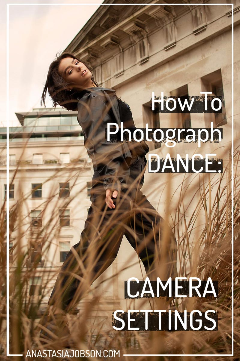 How to Photograph Dance: Camera Settings. Dance Photography Tutorial. Camera Settings for dance photography