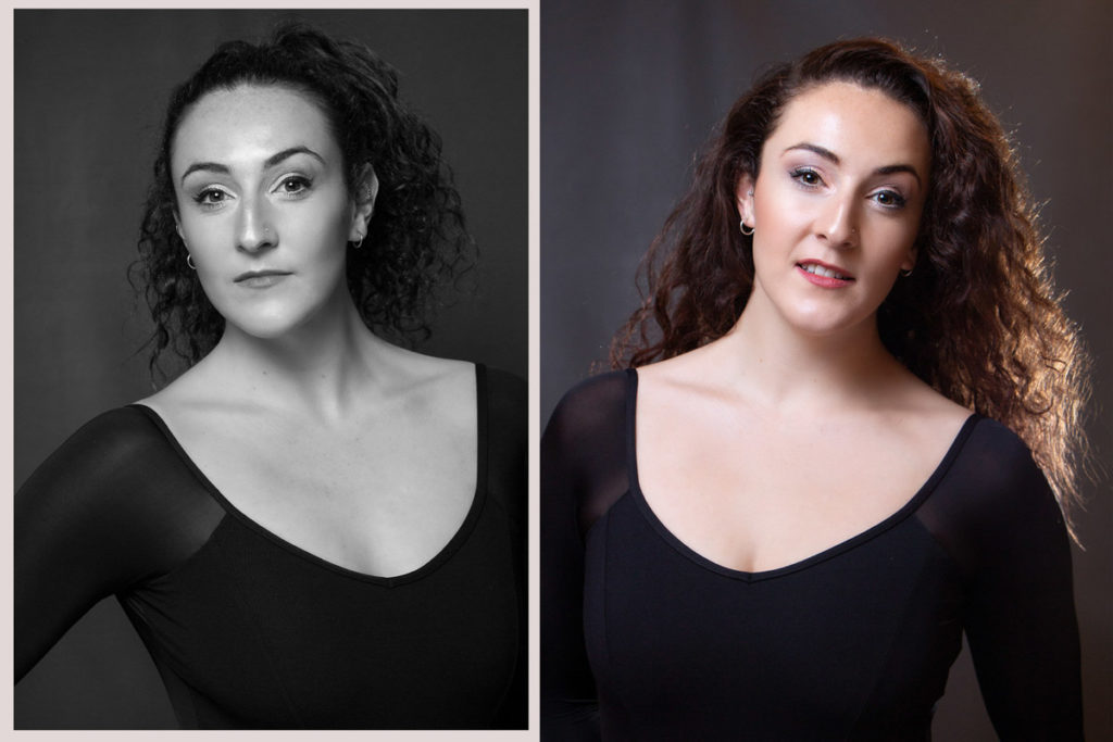 Acting and dance headshots in Birmingham, U.K. Anastasia Jobson Photography