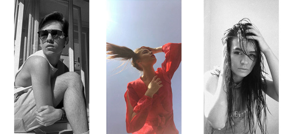 Some of my favourite images I took during my recent FaceTime photoshoots