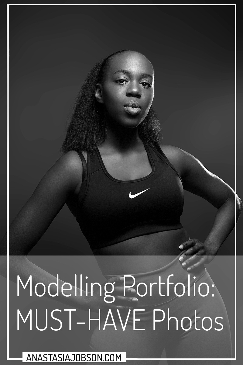 Modelling portfolio for beginners: must have photos.