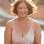 Marina Zeleznak, founder at Donna Marina fashion store in Birmingham U.K.