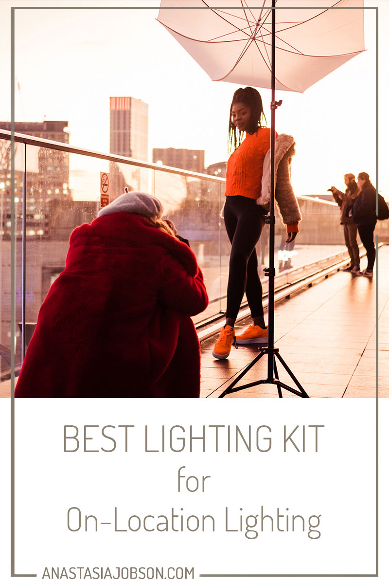 lighting for photography, how to photography tips. Learn about photography lighting for on-location photoshoots