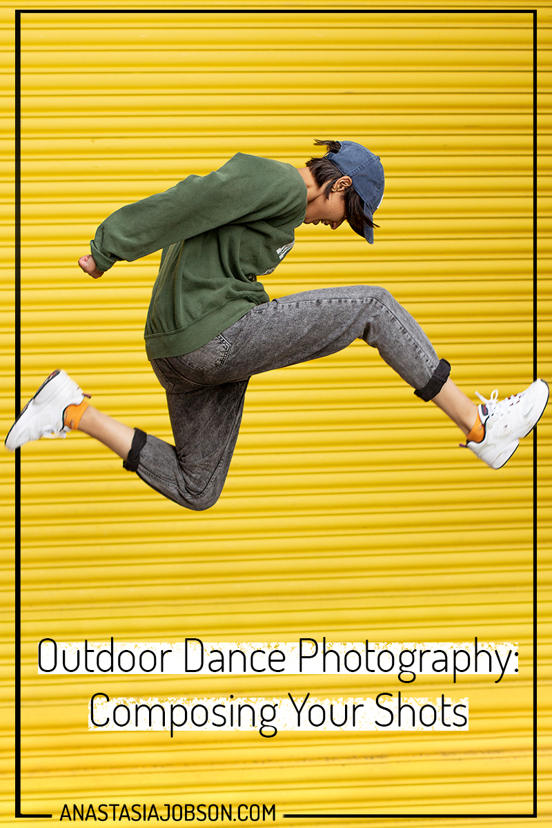 How to photograph dance, composing dance photography photos
