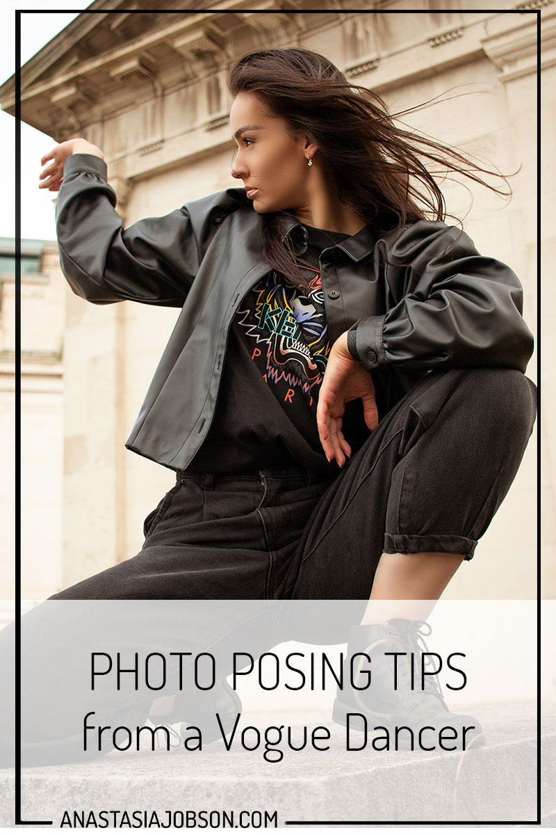 Posing tips from a vogue dancer