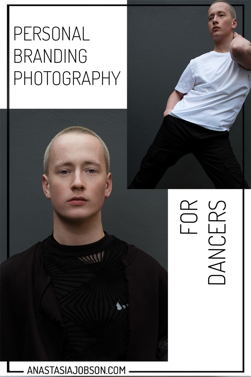 Personal branding for dancers, dance portfolio photography, dance business tips