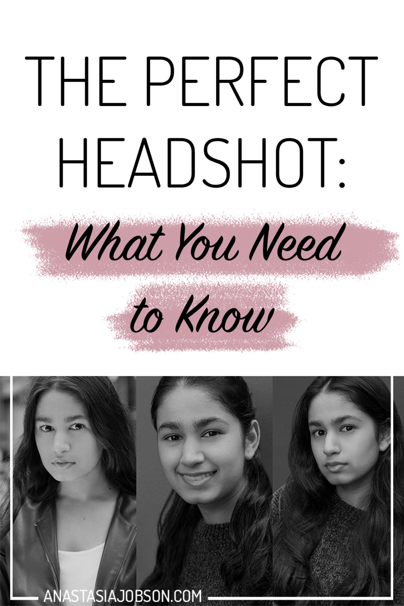 the perfect headshot - photography blog, tips for preparing for a headshot photoshoot