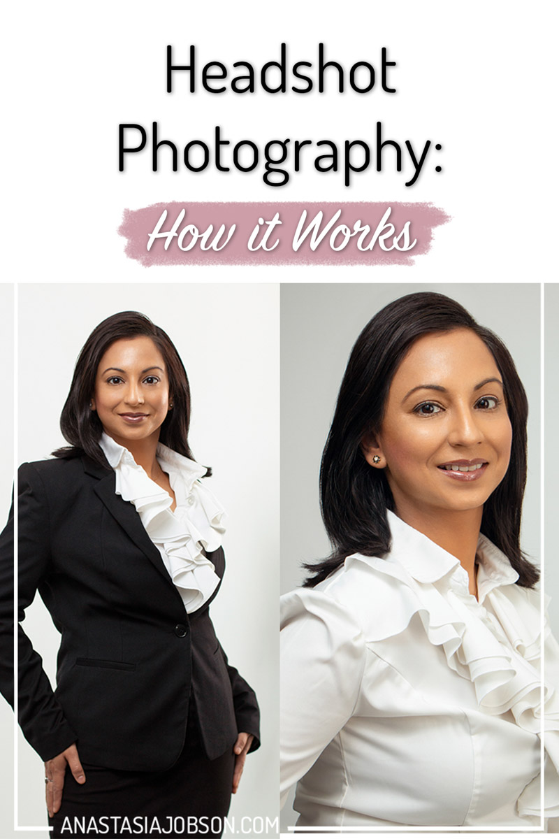 Headshot photography in Birmingham, how photo booking works