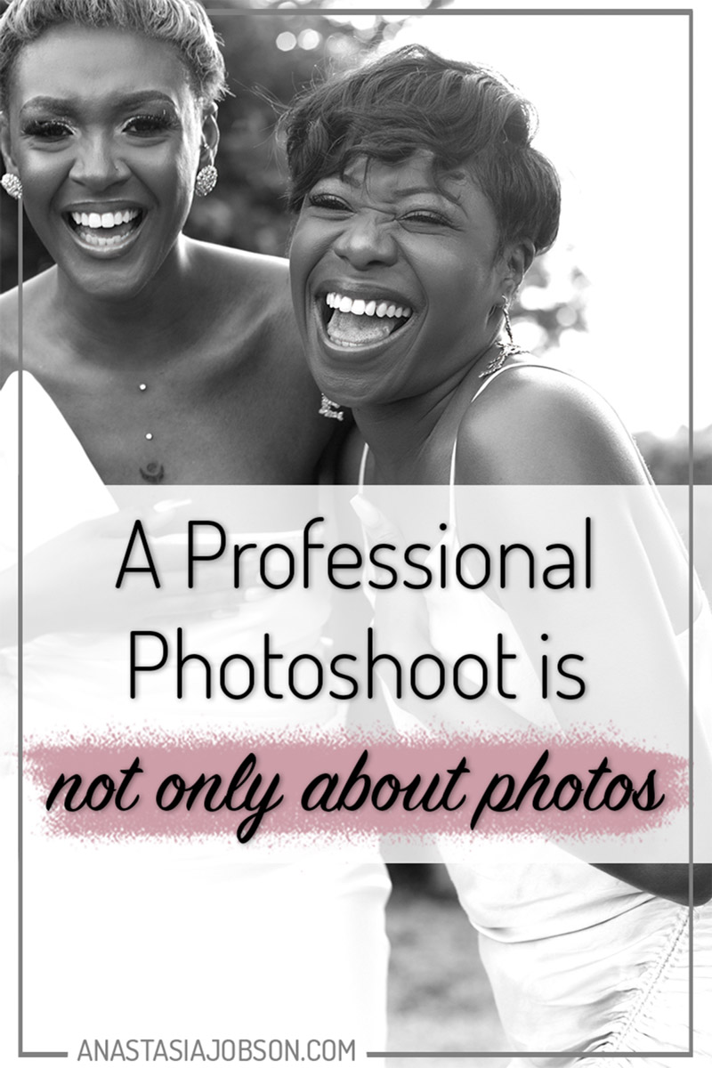 professional photoshoot is not only about photos blog